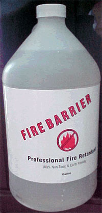 Fire Barrier Gallon