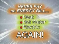 Never Pay an Energy Bill Again