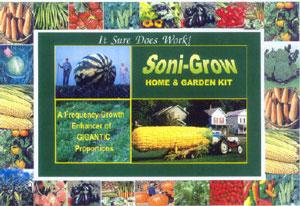 Soni-Grow