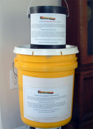 Thermaguard buckets